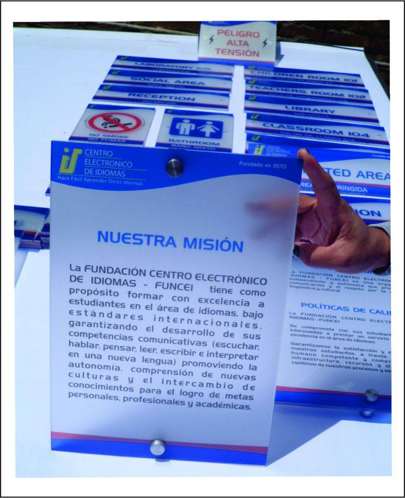 Carteleras-Informativas-Mision-Vision-En-Acrilico-Decoracion-Vinilos -